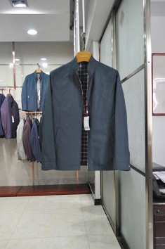男士 新款高端商务夹克-J1502
