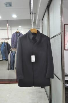 男士 秋冬新款高端羊毛大衣-Y6188