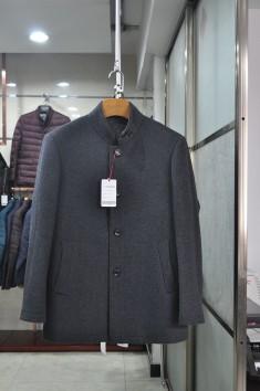 男士伟德国际娱乐城betvictor12伟德官网羊毛大衣-Y5520