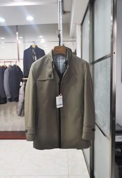 男士春装 商务休闲 时尚风衣-F1601