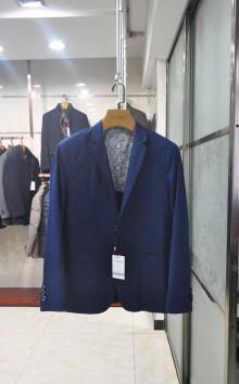 男士春夏   新品纯棉  休身西服-X1688