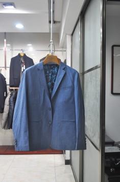 男士春夏新款西服-X1618