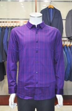 博尔顿秋冬新款长袖衬衫C9977
