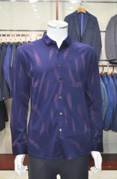博尔顿秋冬新款长袖衬衫C3605