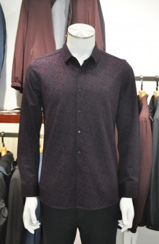 博尔顿秋冬新款长袖衬衫C1626