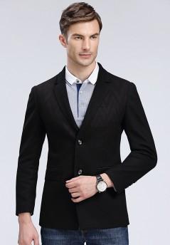 博尔顿秋冬新款羊毛西服X5688