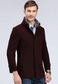 伟德国际娱乐城betvictor12伟德官网獭兔羊毛大衣YL8806