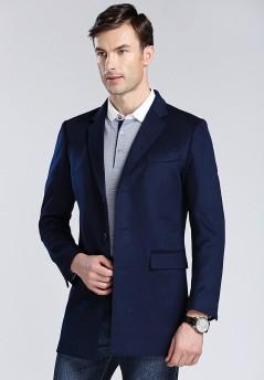 博尔顿秋冬新款羊毛大衣Y8819