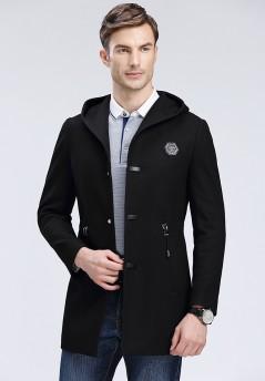 博尔顿秋冬新款羊毛大衣Y5628