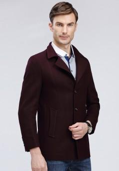 大乐透倍投计算新款休闲羊毛大衣Y1710