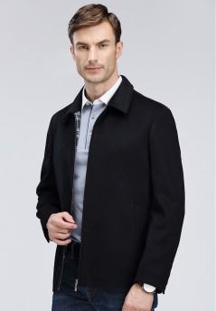 博尔顿秋冬新款羊毛大衣Y8613