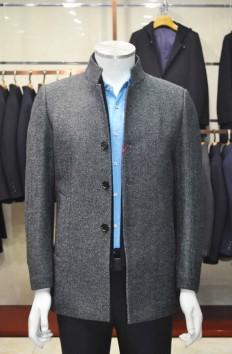 秋冬新款针织羊毛大衣YD8619