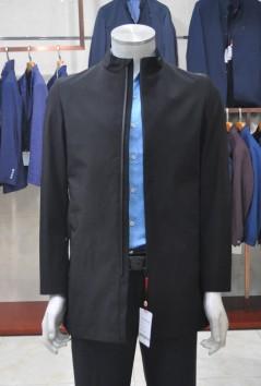 男式 春装夹克 休闲风衣-8F871