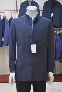 男士 春装新款 休闲风衣-8F693
