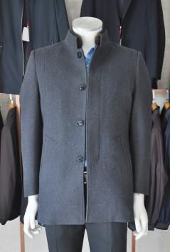YW8801  博尔顿秋装新款男式商务羊毛大衣