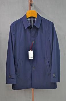 F17101  伟德国际1946伟德国际娱乐城betvictor12伟德官网修身高端风衣