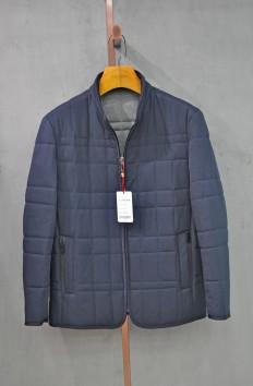 M81719  博尔顿香港神算资料新款立领时尚修身棉服