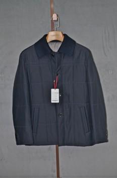 M9898   博尔顿香港神算资料新款时尚修身棉服