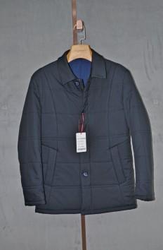 M6010   博尔顿香港神算资料新款立领时尚修身翻领棉服
