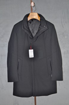 A8753   博尔顿秋冬新款中长款休闲羽绒服