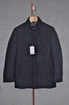 A975    博尔顿香港神算资料新款中长款修身羽绒服