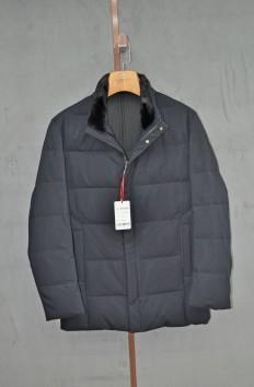 A1785   博尔顿秋冬新款立领时尚水貂羽绒服