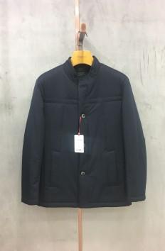 M8787    博尔顿香港神算资料新款立领时尚修身棉服