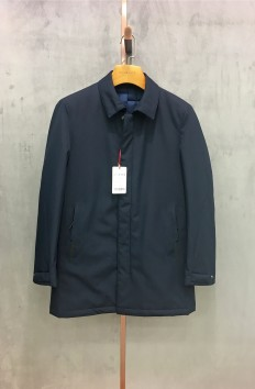 M8M763   博尔顿香港神算资料新款翻领时尚修身棉服