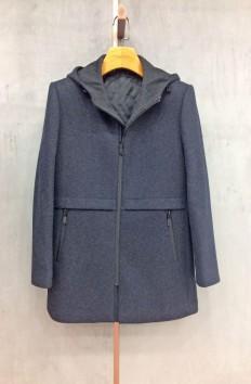 Y17826    博尔顿秋冬新新款羊毛大衣