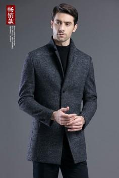 YQ17822   博尔顿秋冬新款羊毛休闲
