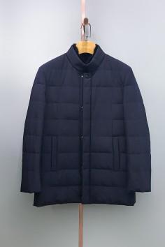 AW8721  博尔顿秋冬新款时尚立领水貂羽绒服