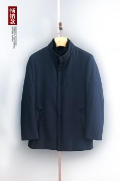 MN7308  博尔顿秋冬新款毛皮服装水貂羽绒服