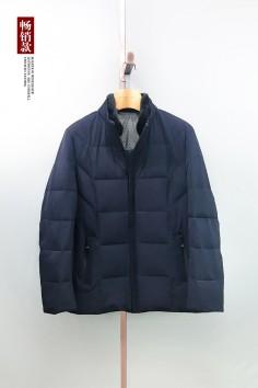 A9888   博尔顿秋冬新款立领时尚水貂羽绒服