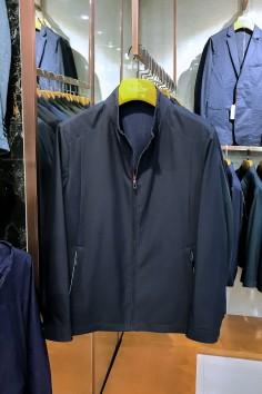 J8709   博尔顿春季新款时尚修身夹克