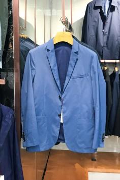 X186612  博尔顿春季新款时尚修身西服
