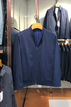 J8807春装新款商务休闲夹克