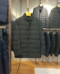 A9826   博尔顿秋冬新款时尚水貂领羽绒服