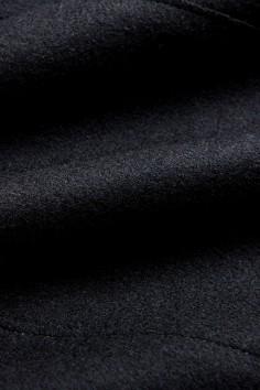YZ8816    博尔顿香港神算资料新时尚连帽羊毛大衣