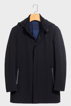A18305   博尔顿秋冬新款时尚中长款羽绒服