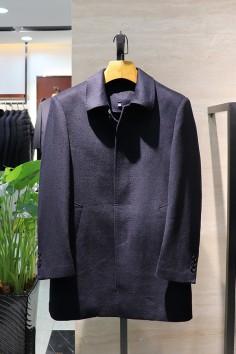 Y1805    博尔顿香港神算资料新款时尚羊毛大衣