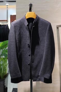 Y1816     博尔顿秋冬新款时尚羊毛大衣
