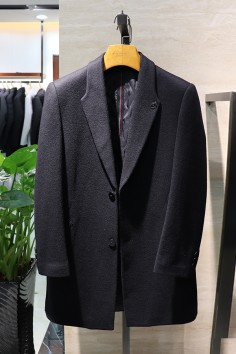 YM8830    伟德国际1946伟德国际娱乐城betvictor12伟德官网休闲羊毛大衣