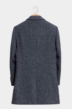 YM8836    伟德国际1946伟德国际娱乐城betvictor12伟德官网时尚大格羊毛大衣