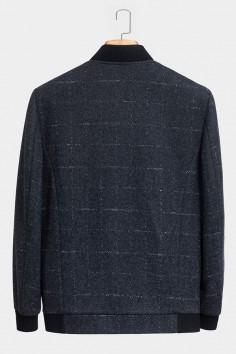 YM8837    伟德国际1946伟德国际娱乐城betvictor12伟德官网时尚羊毛茄克