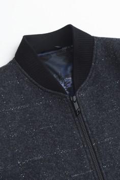 YM8837    博尔顿秋冬新款时尚羊毛茄克