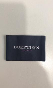 B1988博尔顿夹克布标大的尺寸:4.5*7高支纱: