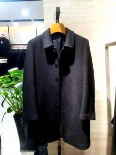 YN8861    伟德国际1946伟德国际娱乐城betvictor12伟德官网修身羊毛大衣