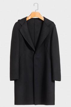 1881A阿尔巴卡男式长款时尚简欧毛呢大衣