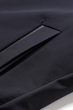 A1889 翻领水貂领中长款防风保暖羽绒服实力商家品质保证