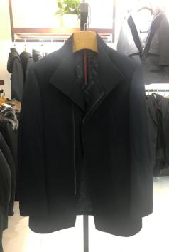 Y187005 针织羊毛大衣休闲实力商家品质优选